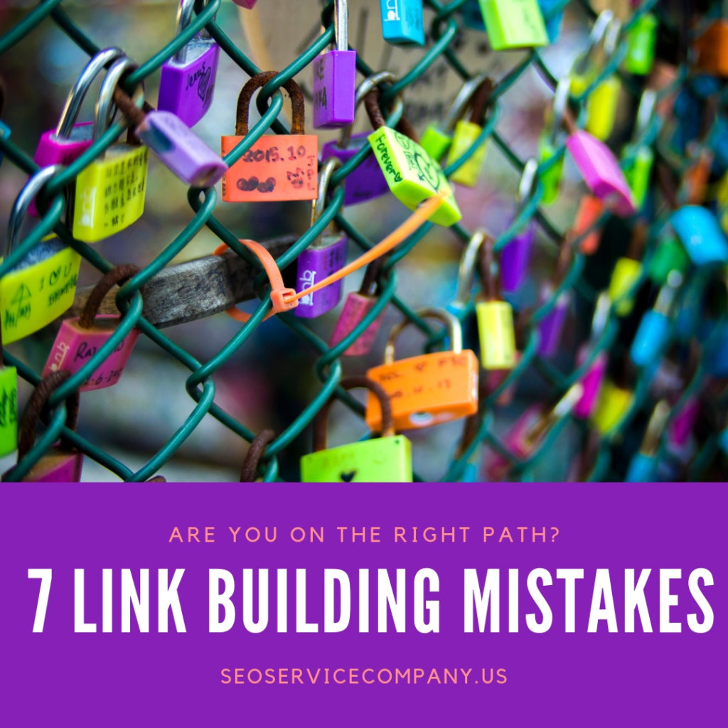 Are You Making These Link Building Mistakes? | Advertising